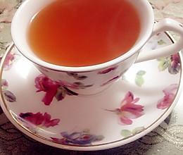 解腻陈皮山楂荷叶茶的做法