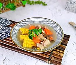 山药豆排骨玉米汤&营养补钙 好喝不腻的做法