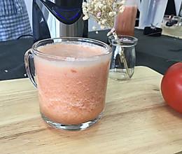 菠萝番茄汁 纤维果汁的做法