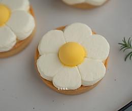 柠檬雏菊塔的做法
