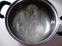 粉丝白菜汤的做法图解2