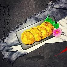 #精品菜谱挑战赛#茄饼