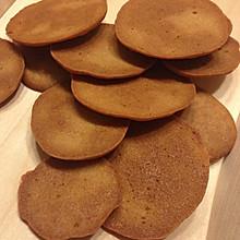 自制旺旺煎饼(可做宝宝磨牙饼)