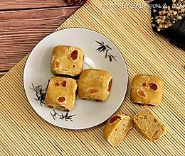 非正宗版板栗仙豆糕#每道菜都是一台食光机#的做法
