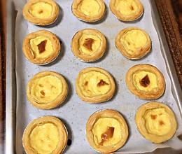 无需淡奶油的完美蛋挞液配方,不出门就能吃到香酥可口的蛋挞的做法