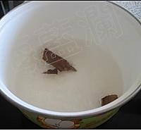 巧克力印度奶茶的做法图解1