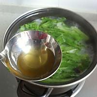 时蔬敲虾汤的做法图解7