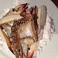 香辣梭子蟹的做法图解3