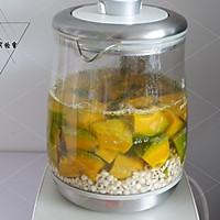 南瓜薏米羹#雀巢营养早餐#的做法图解5