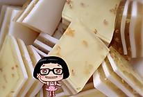椰汁桂花糕的做法