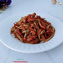 蒜香芸豆酱油肉