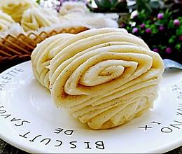 我爱做面食之椒盐花卷#福临门好面用芯造#的做法