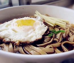 十分钟打造一碗苏式红汤面的做法