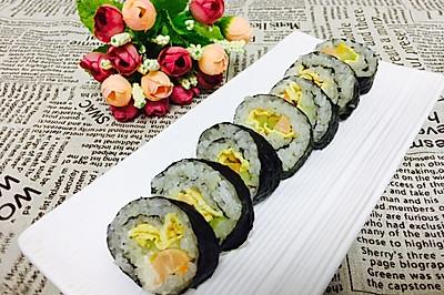 简单的寿司(附寿司醋)