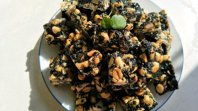 春节小吃之花生芝麻糖的做法