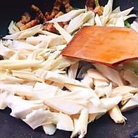 #精品菜谱挑战赛#蚝油炒甜笋+春天的味道的做法图解10