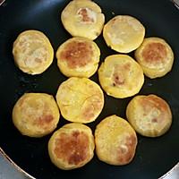 玉米红豆饼#发现粗粮之美#的做法图解8