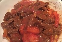 西红柿炒牛肉的做法