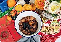 栗子海参焖鸡翅的做法