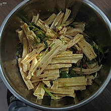 【猫记私房菜】猫老大的凉拌腐竹