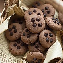 双享巧克力饼干