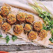 西餐经典前菜 | 烤填馅蘑菇