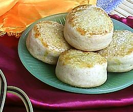 果仁茉莉砂浆饼的做法