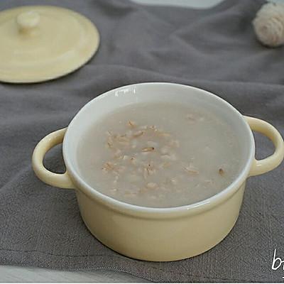 【减肥粥】燕麦粥