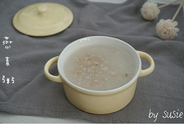 【减肥粥】燕麦粥的做法