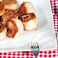 德普烤箱食谱—韩国烤馍的做法图解10