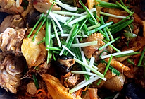 千页豆腐干锅鸡的做法