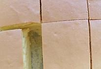 自制低筋面粉做古早蛋糕