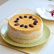南瓜紫薯大米松糕