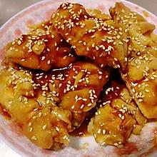 韩国炸鸡酱鸡翅