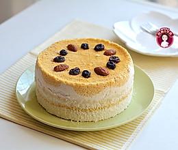 南瓜紫薯大米松糕的做法