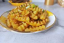 酱香狼牙土豆条的做法