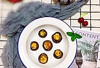 口蘑烤鹌鹑蛋的做法