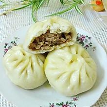 东北家常面食——酸菜肉包子(家乐浓汤宝试用)