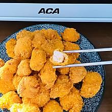 ACA空气炸烤箱|无油更健康—空气炸鸡米花