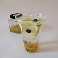 #夏日冰品不能少#冰茉莉花柠檬茶