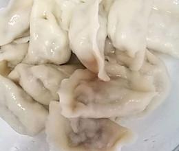 饺子(猪肉豇豆)的做法