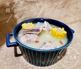 枸杞冬瓜排骨汤的做法