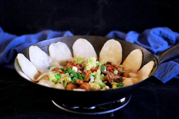 故食-烹一道滋味地锅鸡