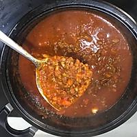 肉酱意大利面—在家做出饭店的味道的做法图解14