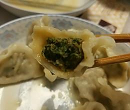 猪肉荠菜水饺的做法