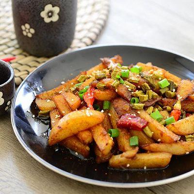 川菜-麻辣土豆