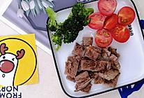 宝宝生鲜,香煎牛排辅食,丰富营养【小鹿优鲜】的做法