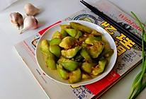 蒜蓉耗油丝瓜的做法