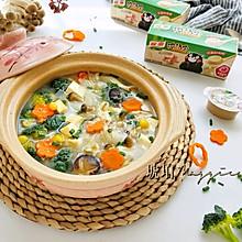 猪骨浓汤蔬菜煲
