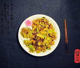 #精品菜谱挑战赛#鱿鱼茄子的做法